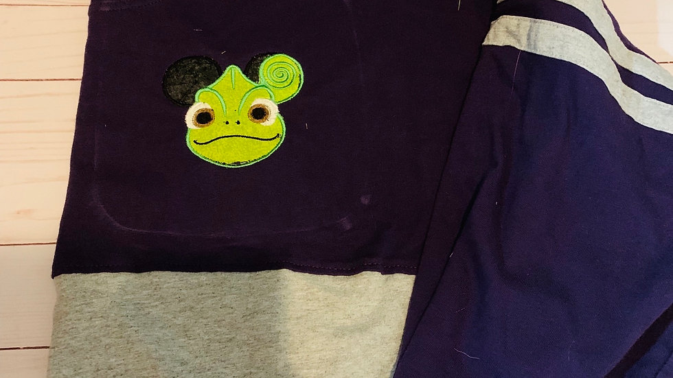 Pascal mouse embroidered spirit jersey