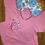 Thumbnail: Make it Pink Make it Blue embroidered t-shirt or tank