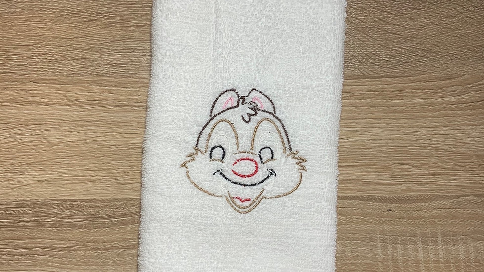 Dale towels, makeup bag, tote