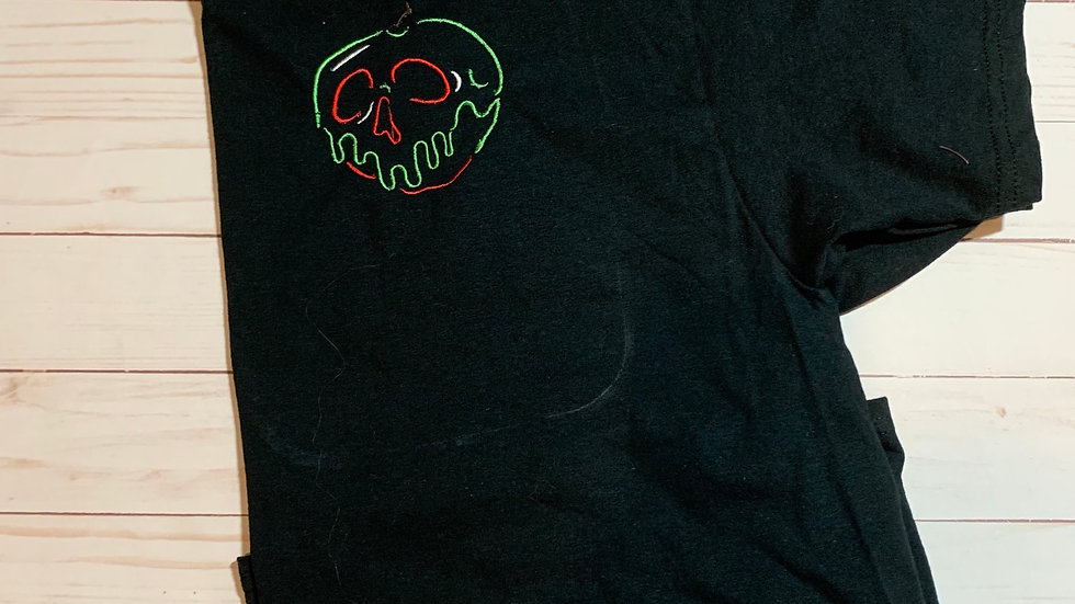 Poison Apple embroidered T-Shirt or tank top
