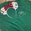 Thumbnail: Santa Mickey Mouse embroidered t-shirt or tank Top