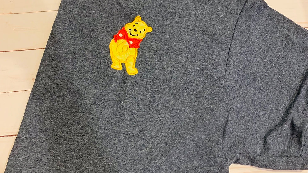 Pooh bear t-shirt or tank top