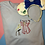Thumbnail: Briar Rose Dancing with the Owl - Sleeping Beauty Embroidered Tee or Tank