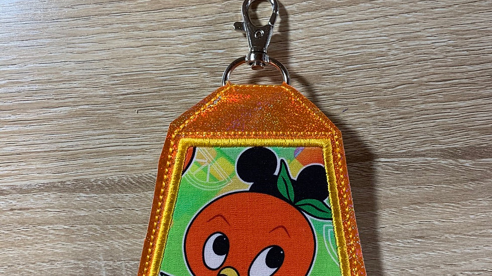 Orange Bird Headphone Airpod holder