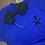 Thumbnail: Hamilton Mickey Mash Up embroidered t-shirt or tank Top
