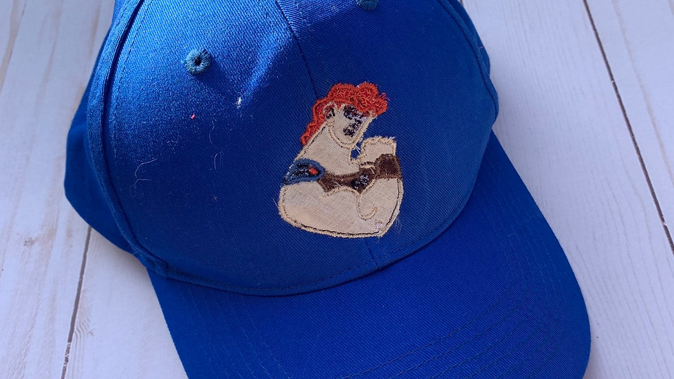 Hercules embroidered hat