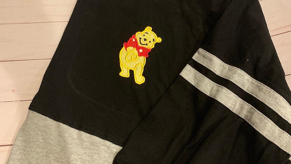 Pooh bear embroidered spirit jersey