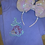 Thumbnail: Ariel embroidered t-shirt or tank