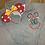 Thumbnail: Believe in Magic Monogram Optional embroidered hoodie, pullover, 1/