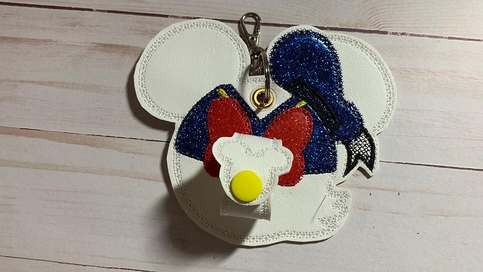 Donald Duck hat/ear holder