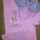 Thumbnail: Daisy Duck embroidered t-shirt or tank
