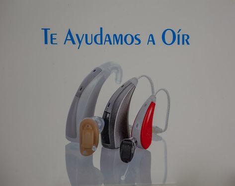 Audífonos. Óptica Visión-MASH