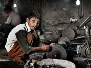 Is your Supply Chain Protected against Modern Slavery and Child Labour