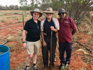Your support is helping to grow more Aboriginal-led bush food farms in Austral