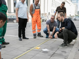 """The pilot project """"Smart Parking Management"""" has been launched in Vilnius"""