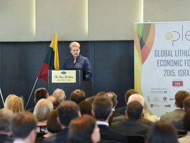 Lithuania and Israel open unique ways to collaborate in business, science and IT
