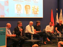 """Vilnius – Ra'anana Partnership in Innovation"", at the June Tech Conference in Raanana"
