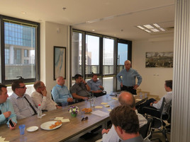 Opportunities for Lithuanian business have been discussed in Israel