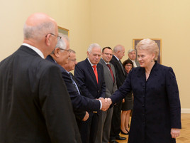Cooperation between Lithuania and Israel growing stronger