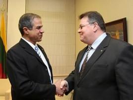 Lithuania's MFA, Israeli ambassador discuss prospects of cooperation