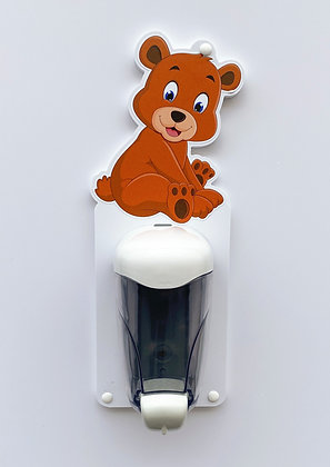 Children's Wall Mounted Sanitising Unit (BEAR)