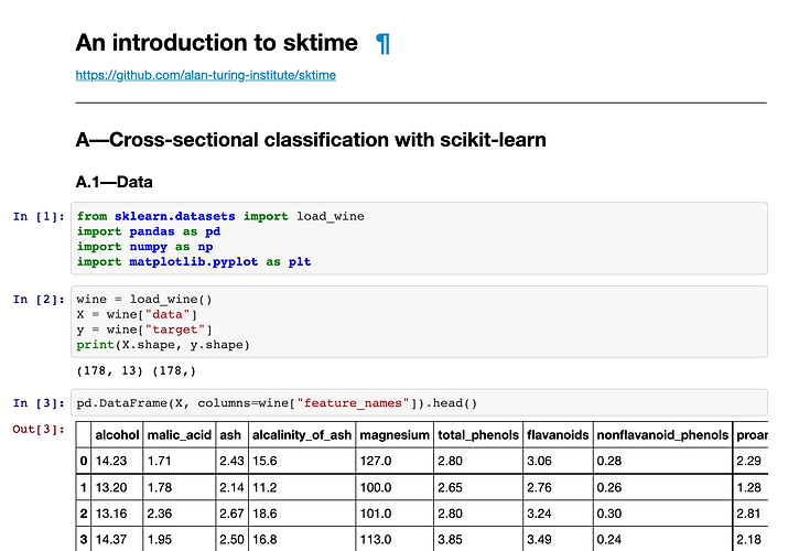 124 - sktime - a unified framework for machine learning with time series.png