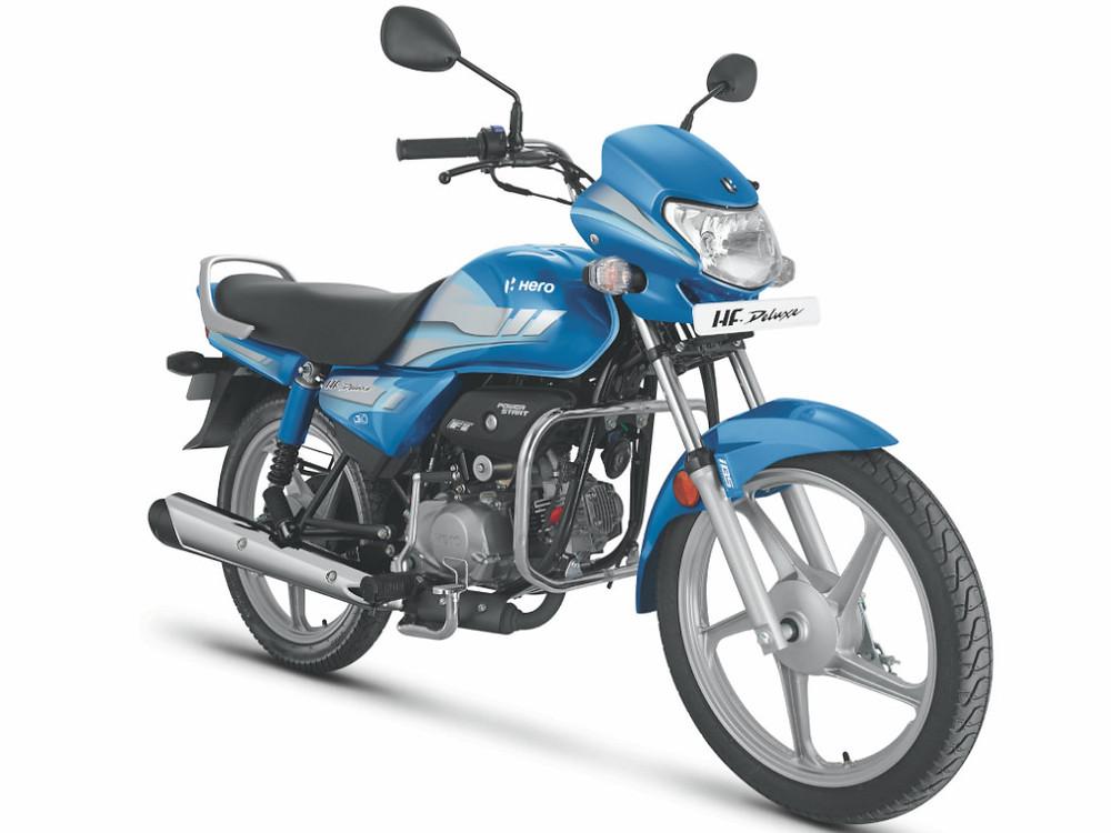 Honda HF Deluxe