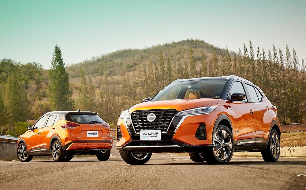 'Nissan Kicks e-Power' 'AutoConcepts'