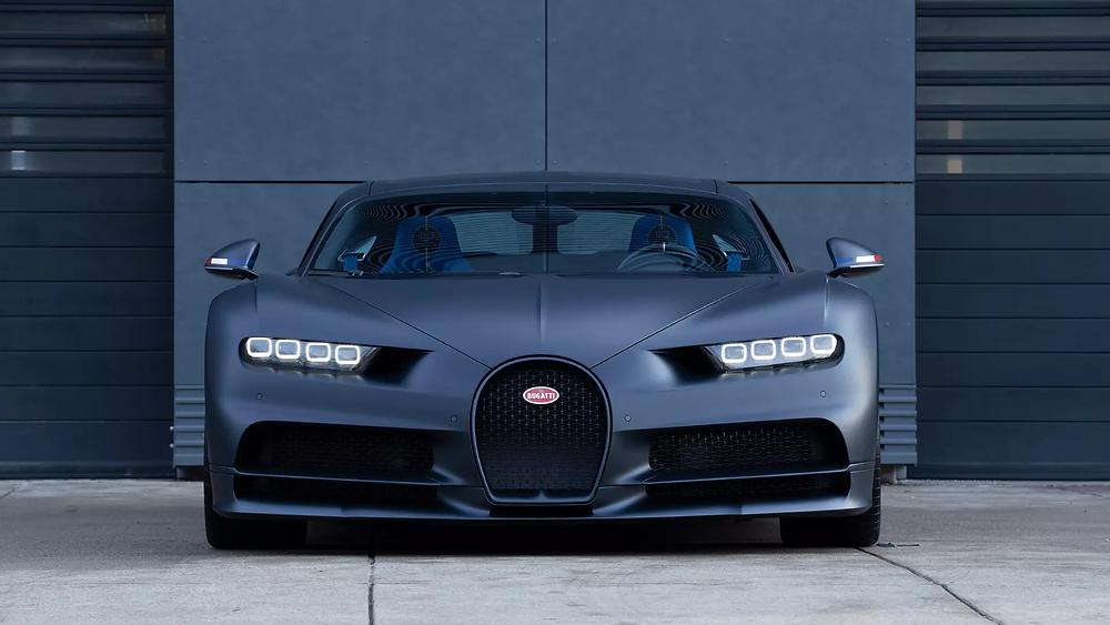 Bugatti Chiron Sport 100 Ans