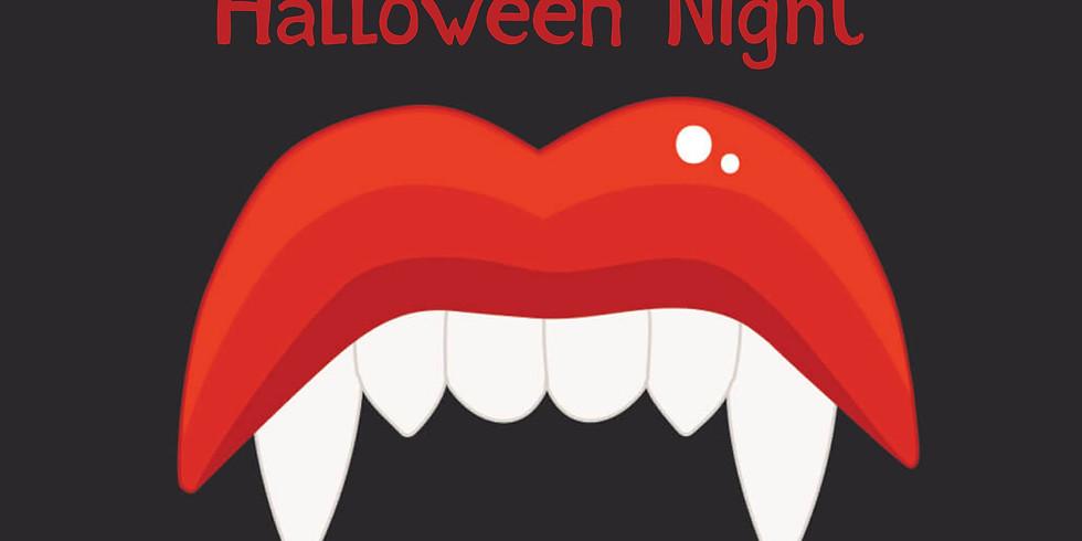 Adults Halloween Night +15 Families & Ladies