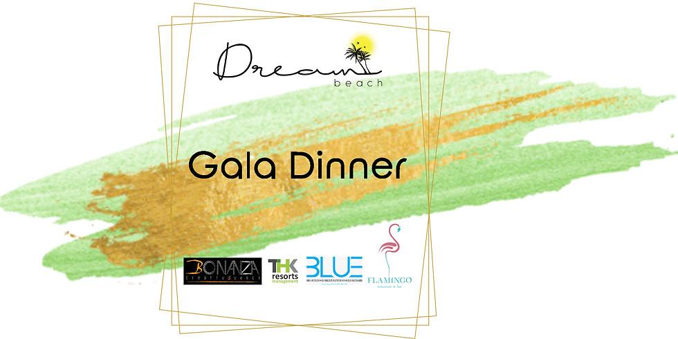 Dream Beach Gala Dinner for Families