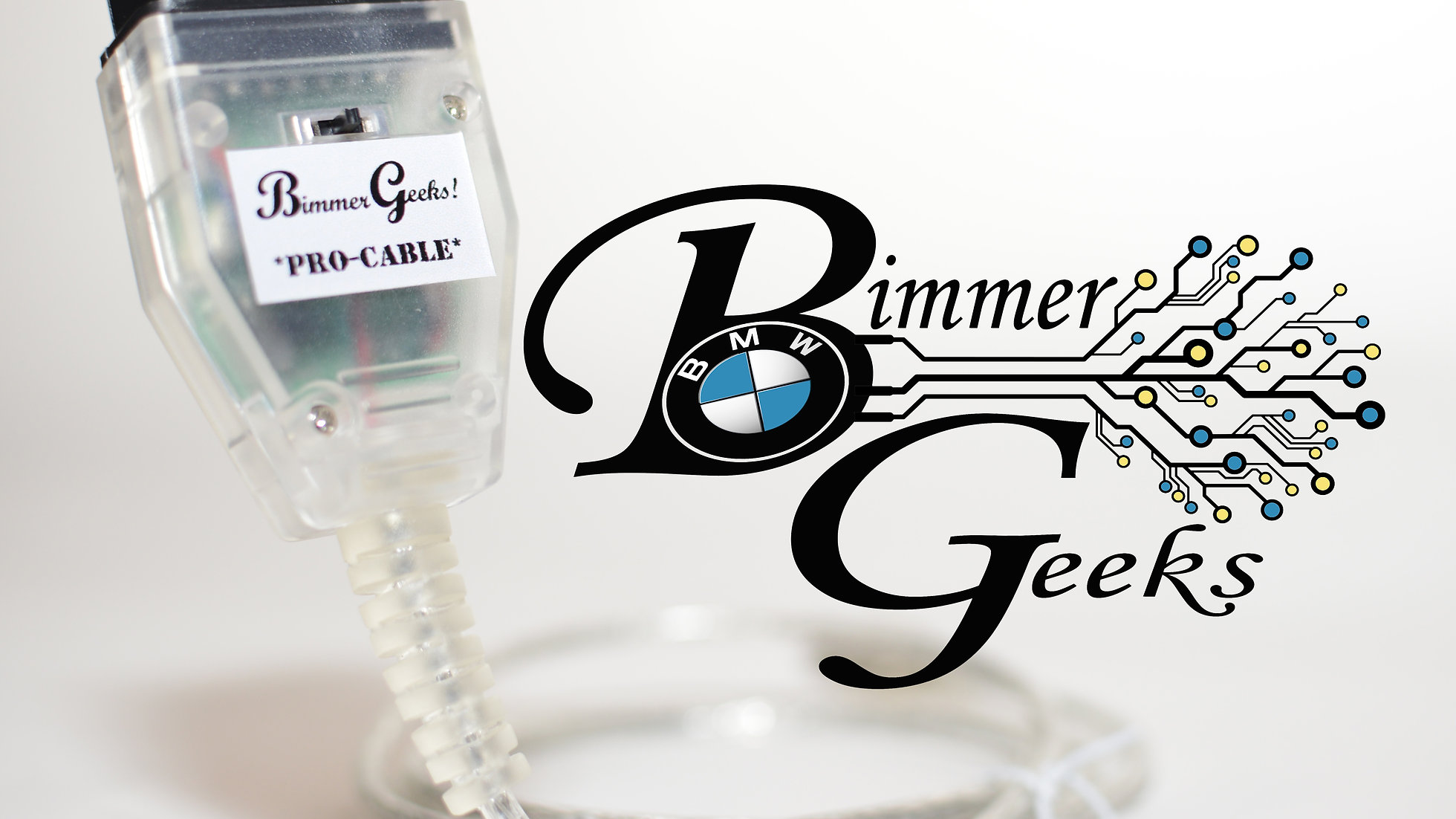 BimmerGeeks! Pro-K+Dcan Cable