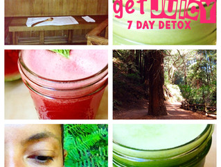 'get juicy' 7 day detox