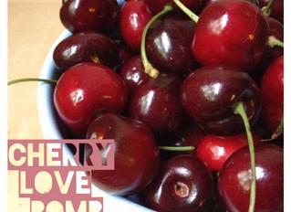 cherry 'love bomb'