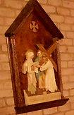 Station of the Cross at Holy Rosary Parish