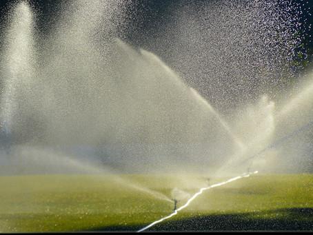 Los Sistemas de Riego como solución al uso eficiente y efectivo del agua