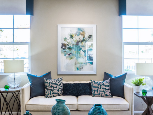 5+ Colour Combinations for a Stunning Living Room