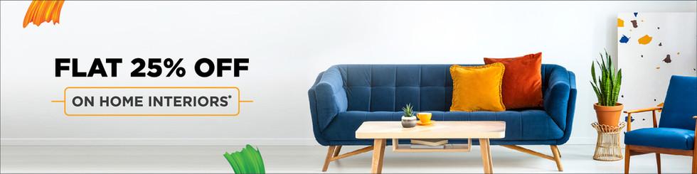 Mega Sale on Modular Furniture