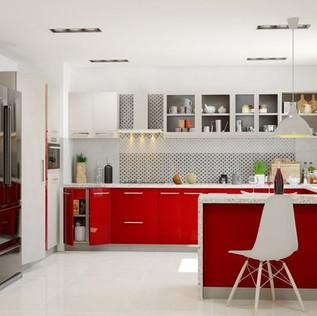 Stella L-shape kitchen