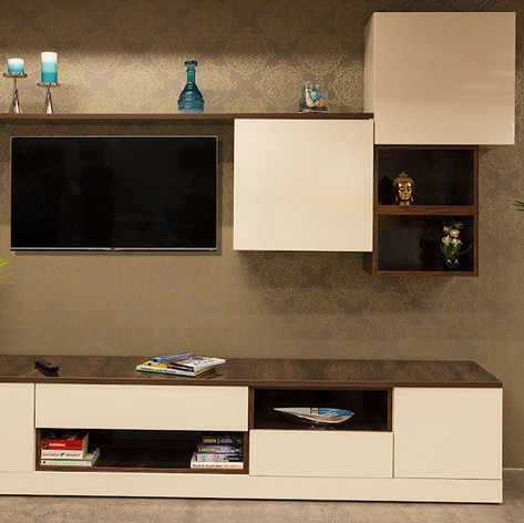 Contemporary Entertainment Wall Units For Flat Screen TV