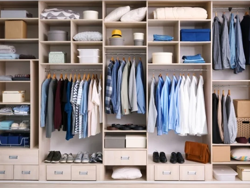How To Maximize(Organize) Closet Storage In Your Modular Wardrobe