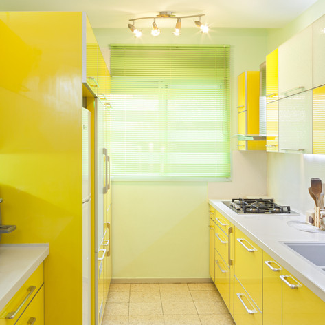 Top 10 modular kitchen color combination