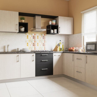 Modular Kitchen - Free appliances and wardrobes