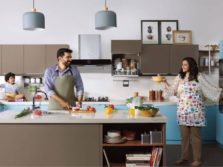Top 10 Modular Kitchen Fitting Brands in India