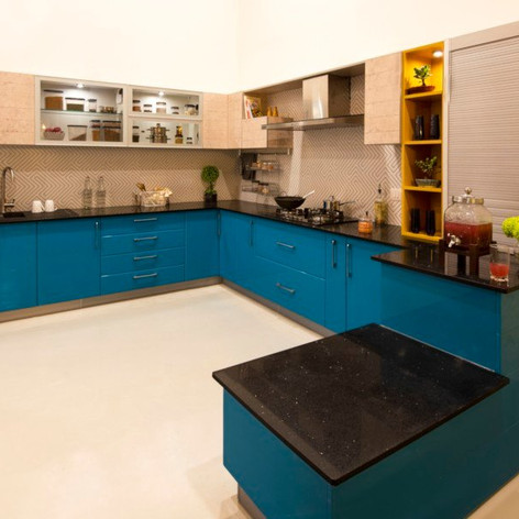 U-Shaped Modular Kitchen......jpg