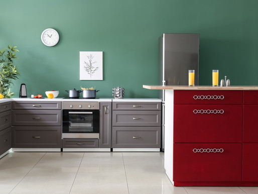 Top 10 modular kitchen color combination in 2021