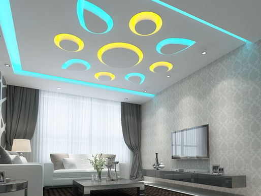 7 Reasons Why Gypsum is the Best Material for Your Home False Ceilings