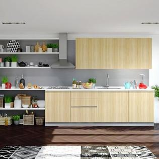Shelby L Shaped Kitchen
