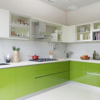 Premium modular kitchen wardrobes - Hettich/Hafele/Blum/Inox/Bosch