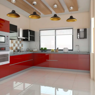 Top 10 modular kitchen color combination